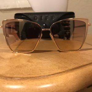 DIFF Eyewear brand Sunglasses